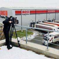 MOSS logistics v Dobrém ránu České televize
