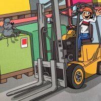 Omalovánky pro malé šoféry
