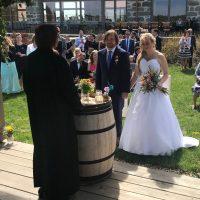 MOSSácká svatba