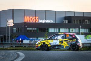 Závodní týmy Rally Hustopeče 2021 měly zázemí na novém terminálu